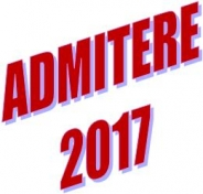 ADMITERE 2017